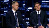 """Cezary Tomczyk i Bartosz Kownacki w """"Kropce nad i"""" dyskutowali m.in. o przemówieniu Donalda Tuska"""