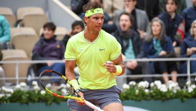 Szybka wygrana Nadala z Federerem. Król Paryża ma kolejny finał