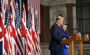 Trump o brexicie: pani premier doprowadziła to do bardzo dobrego momentu