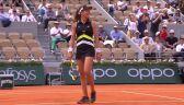 Konta awansowała do półfinału Roland Garros