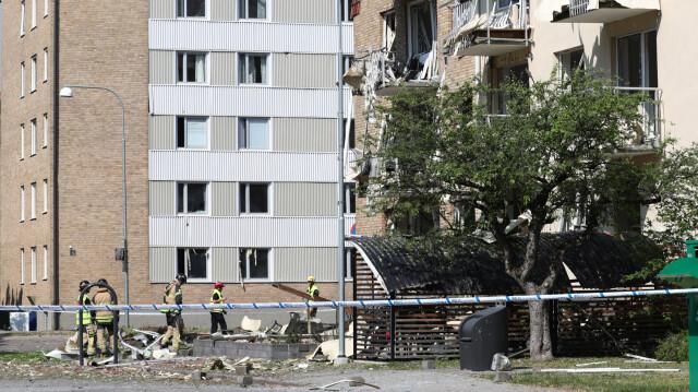 Eksplozja na południu Szwecji. Przyczyny nieznane