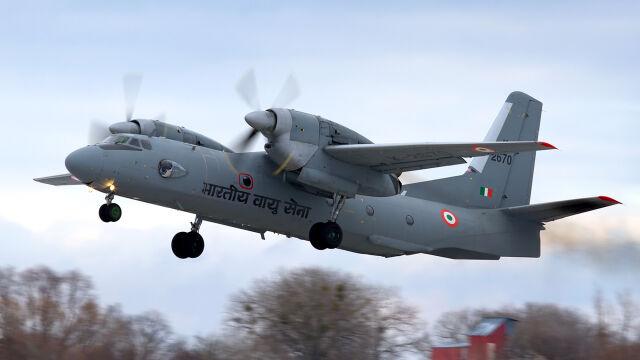 Wojskowy samolot zniknął z radarów przy granicy z Chinami