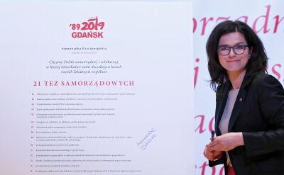 Dulkiewicz: chcemy wziąć tę współodpowiedzialność za Polskę na siebie