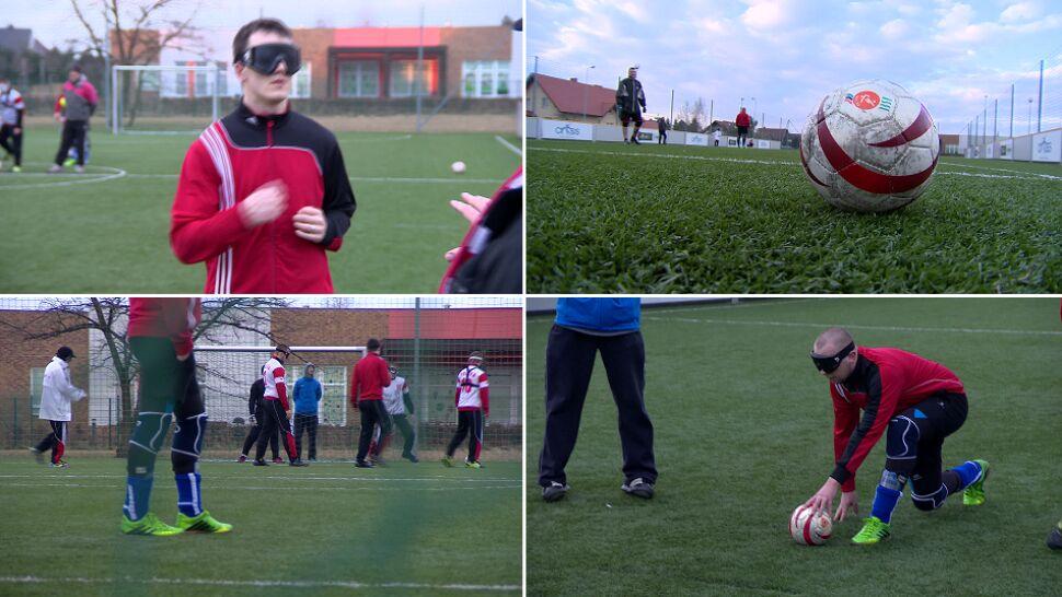 Niewidomi piłkarze mogą zagrać w Mistrzostwach Europy. Brakuje im jednak pieniędzy na wyjazd