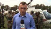 Specjalny wysłannik TVN24 na miejscu akcji ratowniczej w Nepalu