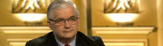 Cimoszewicz: może sięstać tak, że w parlamencie nie będzie lewicy