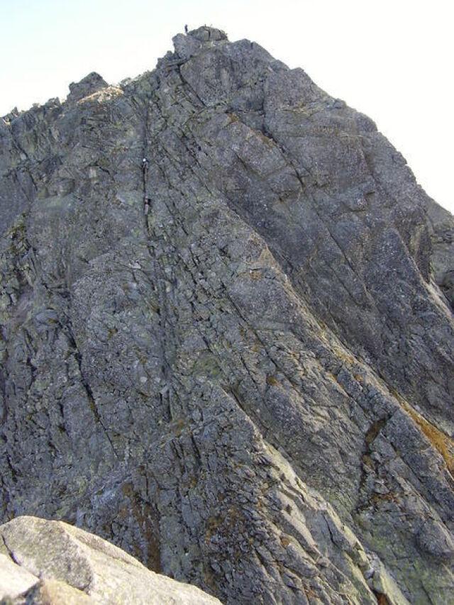 Rosyjski turysta zginął na Orlej Perci