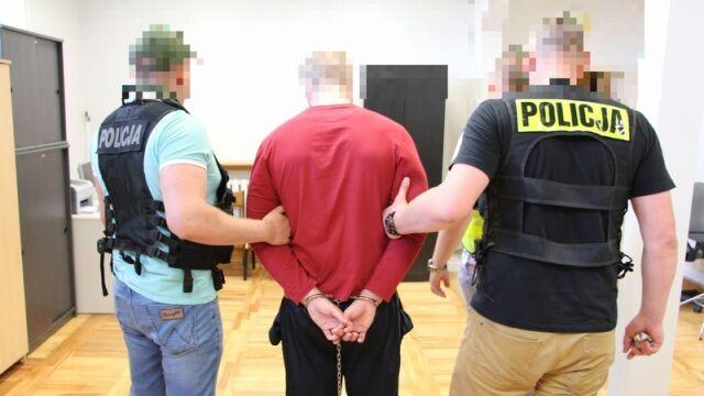 Bomber z Wrocławia aresztowany na trzy miesiące