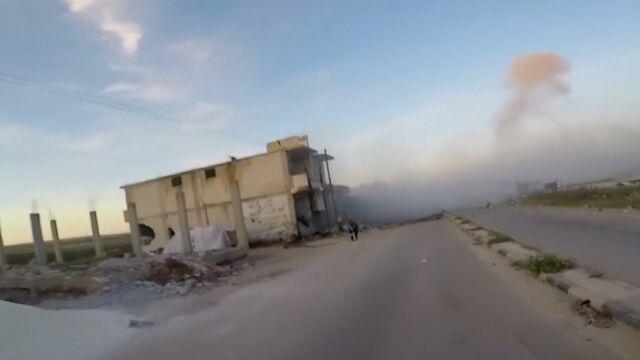 """""""Porozumienie było warunkowe"""". Syryjska armia wznawia operacje w Idlibie"""