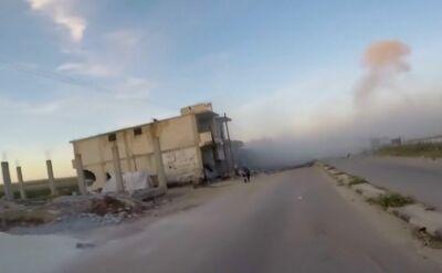 Krwawe walki w Idlibie