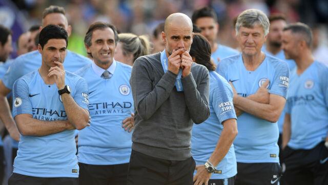 Manchester City może zostać wykluczony z Ligi Mistrzów