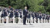 Prezydent Duda na Monte Cassino