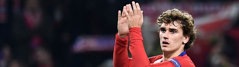 Griezmann odchodzi z Atletico.