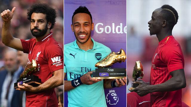 Afryka rządzi w Premier League. Pasjonujący wyścig snajperów