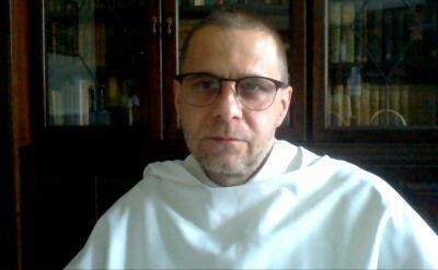 Cała rozmowa z dominikaninem ojcem Pawłem Gużyńskim