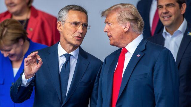 """""""Problemem jest zachowanie Rosji"""". Szef NATO o układzie INF"""