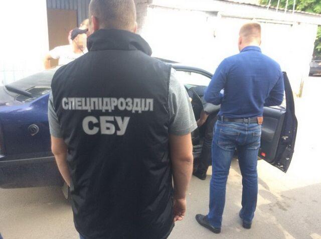 SBU: odparliśmy rosyjski atak na sieć stacji przelewania ciekłego chloru