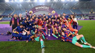 Historyczny triumf Barcelony w Lidze Mistrzyń. Samobójczy gol w 32. sekundzie