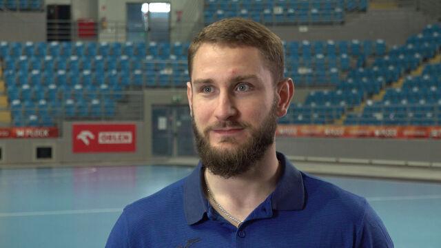 Michał Daszek przed Final Four Ligi Europejskiej w piłce ręcznej mężczyzn