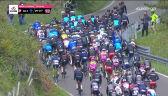 Naesen miał problemy z założeniem kurtki na 12. etapie Giro d'Italia