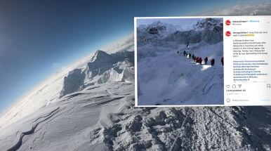 Tragiczny wypadek na Mount Everest. Wpadł do szczeliny