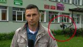 Kradzież na żywo. Widzowie TVN24 wypatrzyli złodzieja, złapali go przechodnie