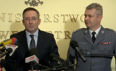 Mariusz T. objęty policyjną ochroną. Dwa powody