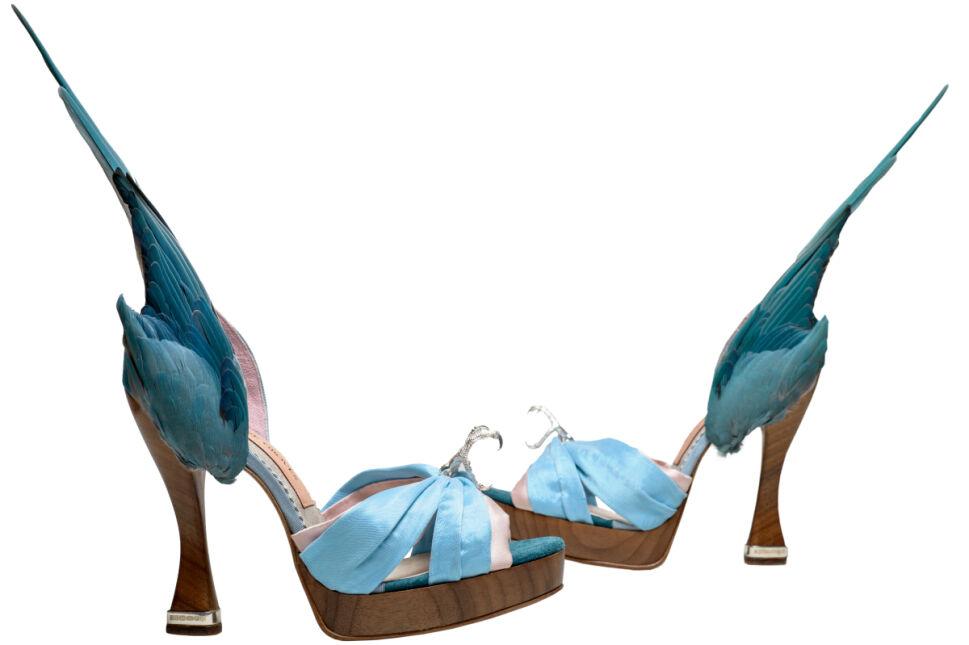 Model 'Parakeet' zaprojektowany przez Caroline Groves w 2014 roku