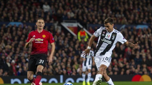 Ronaldo pogratulował Dybali. Czerwone Diabły były bezradne