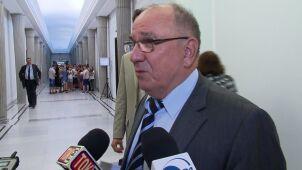 Wiceminister sprawiedliwości bronił Kamińskiego. Nie wiedział, nad czym głosuje?