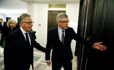 Karczewski (PiS): TK powinien intensywnie działać