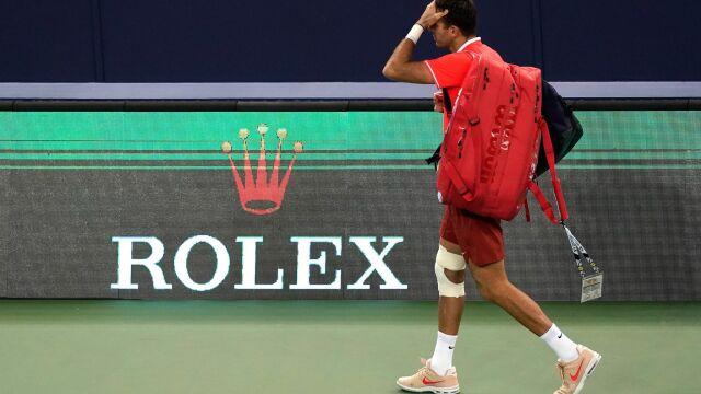 Australian Open oficjalnie bez dwukrotnego ćwierćfinalisty