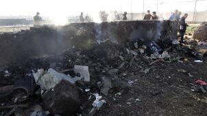 Po katastrofie boeinga w Iranie Ukraińcy mają szukać odłamków rosyjskiej rakiety