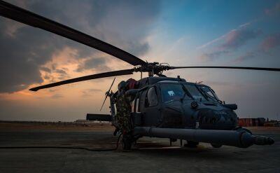 Ostrzelano bazę lotniczą Al Asad z amerykańskimi żołnierzami w Iraku