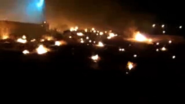 Iran. Katastrofa samolotu pasażerskiego z Ukrainy po starcie z lotniska w Teheranie