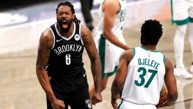 Brooklyn Nets znów liderem Konferencji Wschodniej. Curry błyszczy punktowo