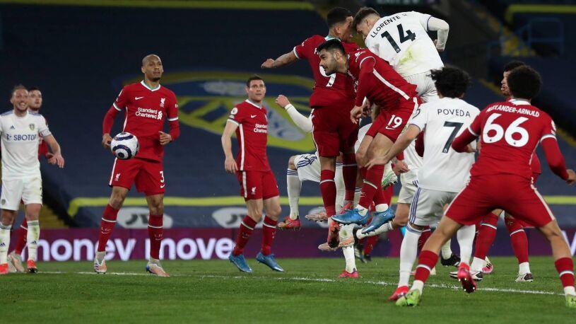 Manifest piłkarzy Leeds przed meczem. Zespół Klicha urwał punkty Liverpoolowi