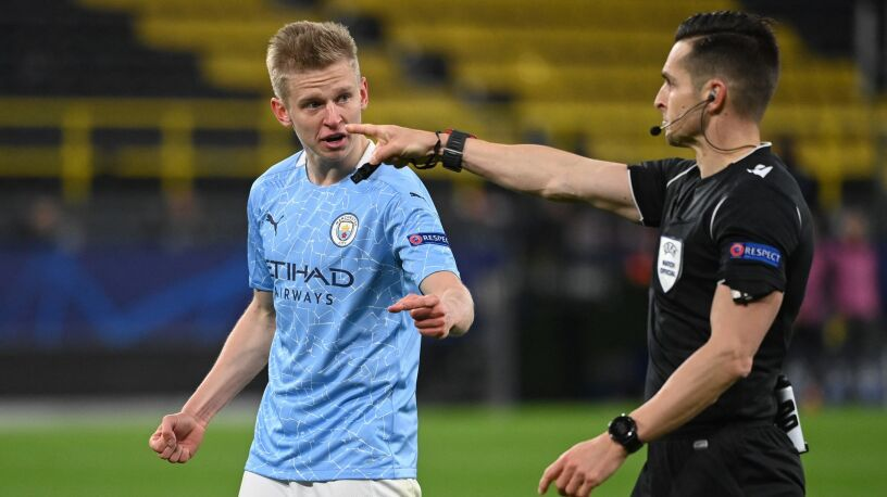 Poważna groźba UEFA