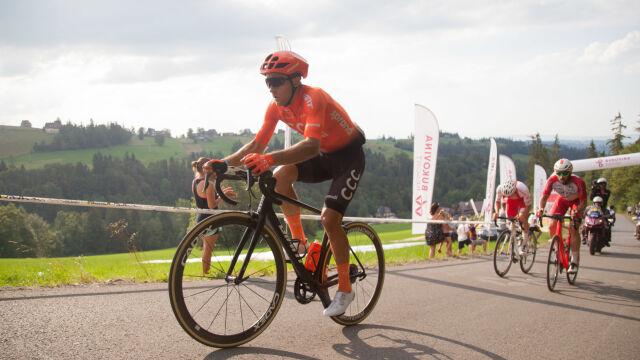 CCC Team odkrył karty na Giro d'Italia. Jeden debiutant w składzie