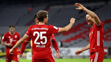 Dwie asysty Lewandowskiego. Bayern zdobył Superpuchar Niemiec