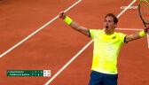 Carballes Baena pokonał Shapovalova w 2. rundzie Roland Garros