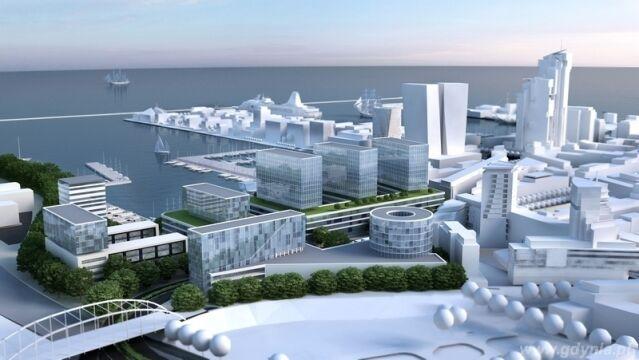 Nowa dzielnica powstanie na terenach postoczniowych w śródmieściu