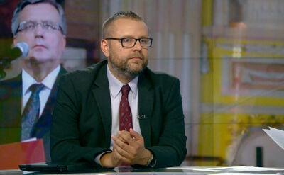 Wojciechowski: Jest sprzeciw wobec przyjęcia polskiej wizji tamtych wydarzeń