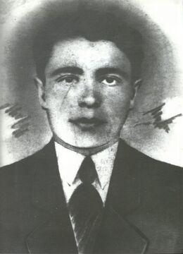 Mężczyzna zamordowana w dniu 11.07.1943 r. w Witoldowie