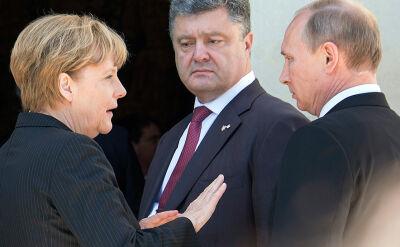 Rozmowy ostatniej szansy w Mińsku?