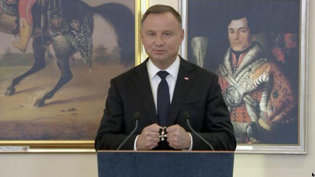 wizyta prezydenta Andrzeja Dudy na Węgrzech