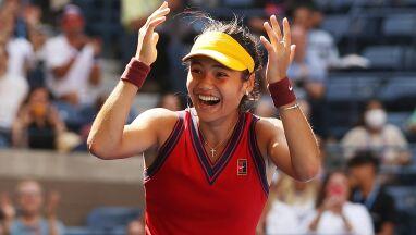 18-latka nie do zatrzymania. Historyczny wyczyn w US Open