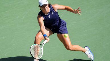 Odpadła z US Open, teraz wszystko zależy od rywalek. Świątek może spaść w rankingu