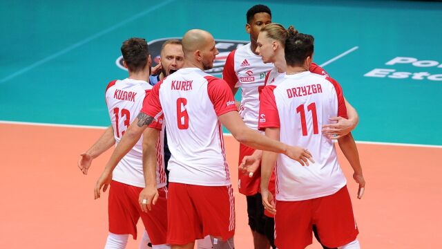 Polacy obronili pierwsze miejsce w grupie. Wreszcie wygrali bez straty seta