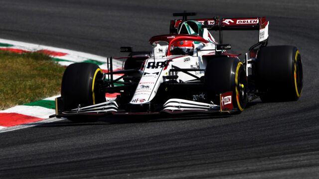 Bottas najlepszy w sprincie, ale pole position nie dla niego. Kubica z problemami